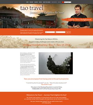 retreat website