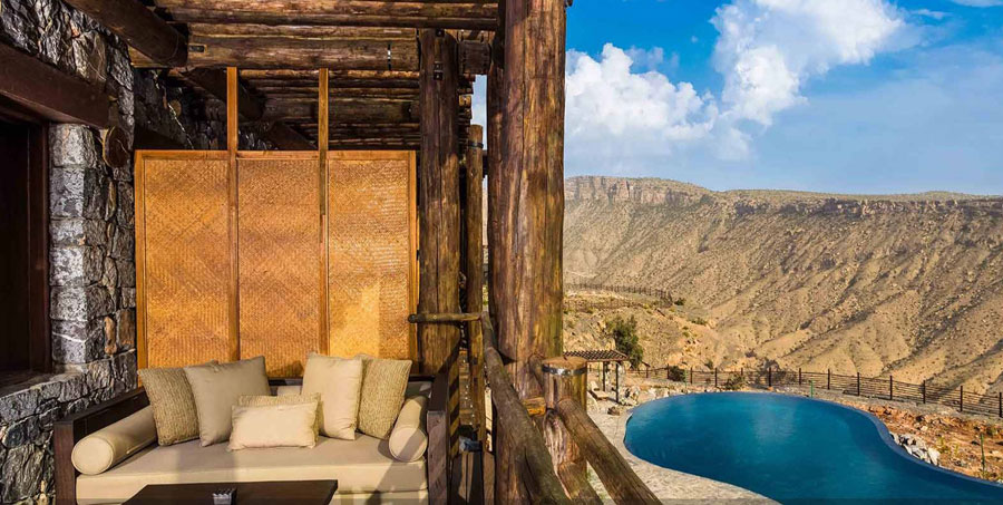 An Exotic Adventure Retreat Above the Clouds – Oman!
