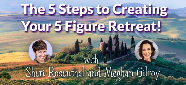 Retreat Planning & Profit Secrets