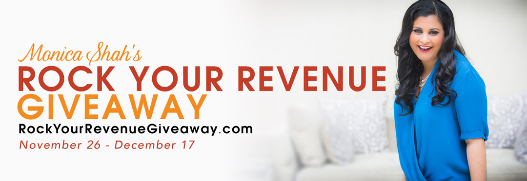 Here's Your Rock Your Revenue Give Away! - Wanderlust