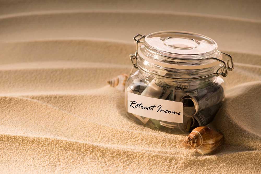 How to Make Money Doing a Retreat