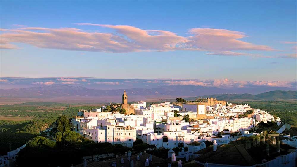 A Stunning Retreat in Vejer de la Frontera – Andalusia, Spain